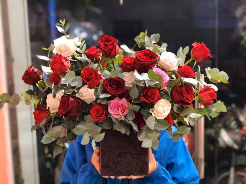 Điện hoa, hoa tươi - Dienhoa24giocom