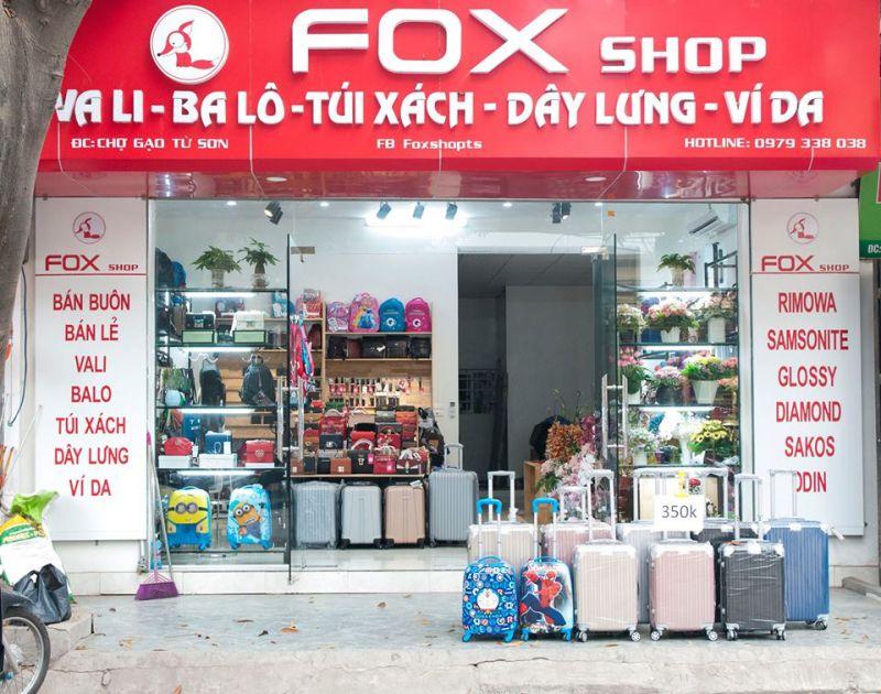 Fox tương tác Từ Sơn