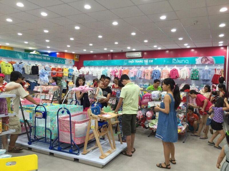 Hệ thống siêu thị mẹ bầu và em bé concungcom
