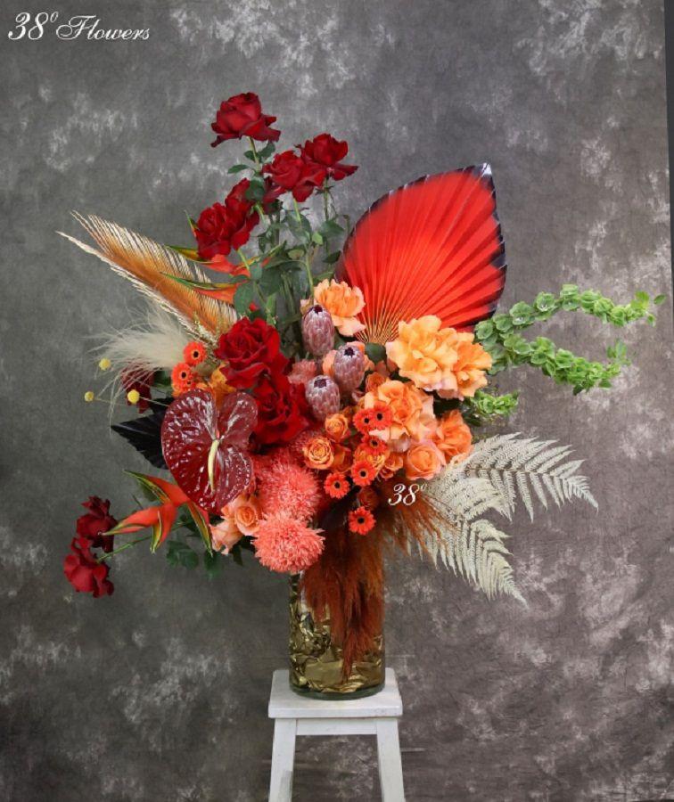 Hoa tươi 38 Độ - 38 Degree Flowers
