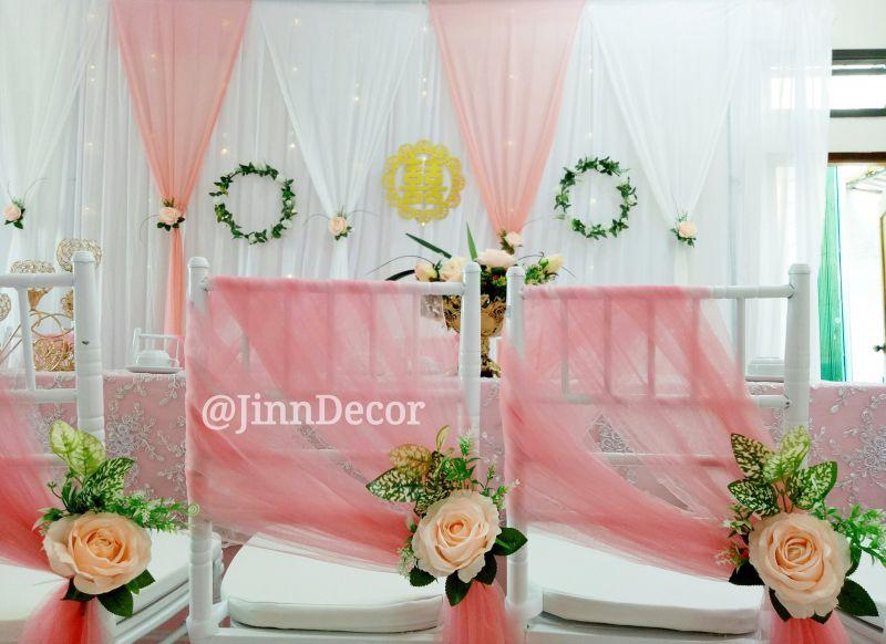 Jinn Decor - Trang trí tiệc cưới Tam Kỳ