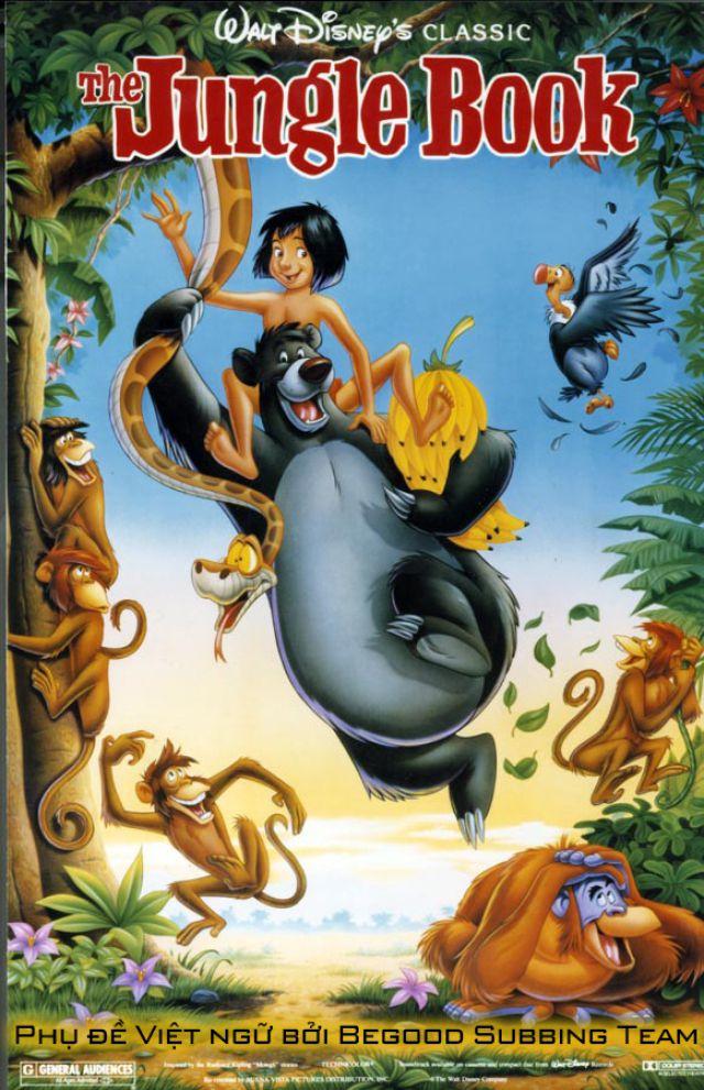 Jungle book (Cậu bé rừng xanh) - 1967