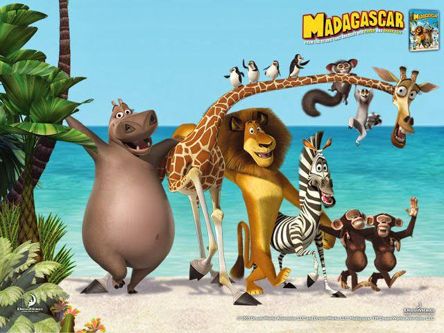 Madagascar - 2005