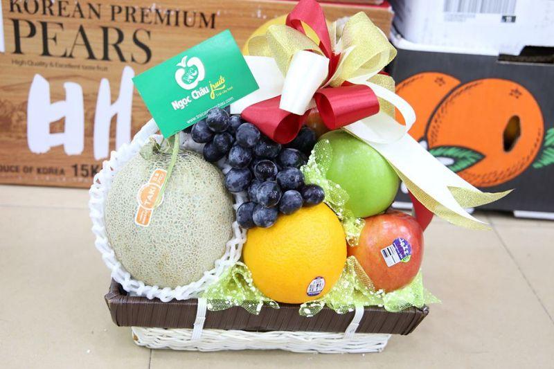 Ngọc Châu Fruits