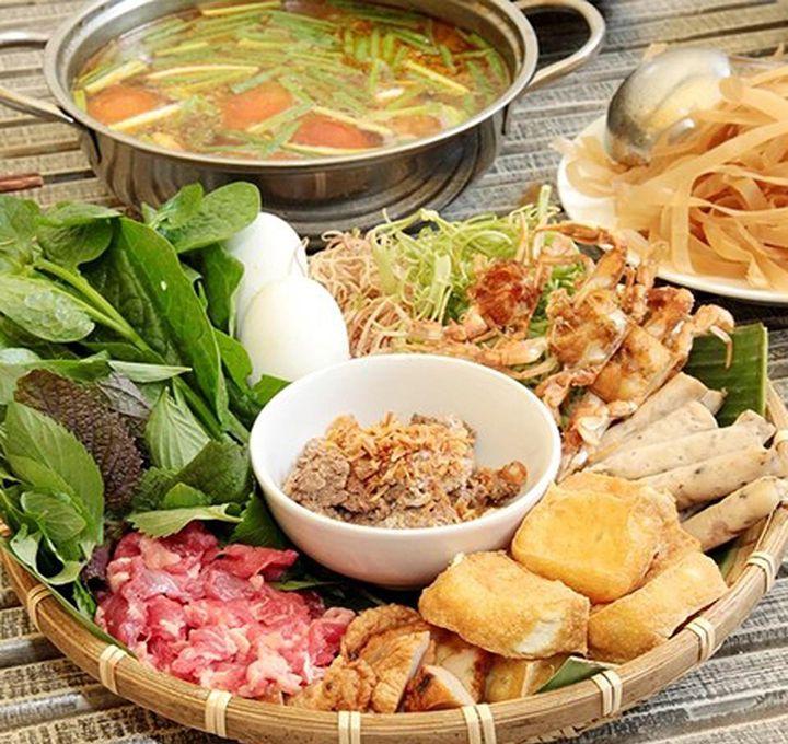 Nhà hàng Bún & Lẩu Riêu Cua