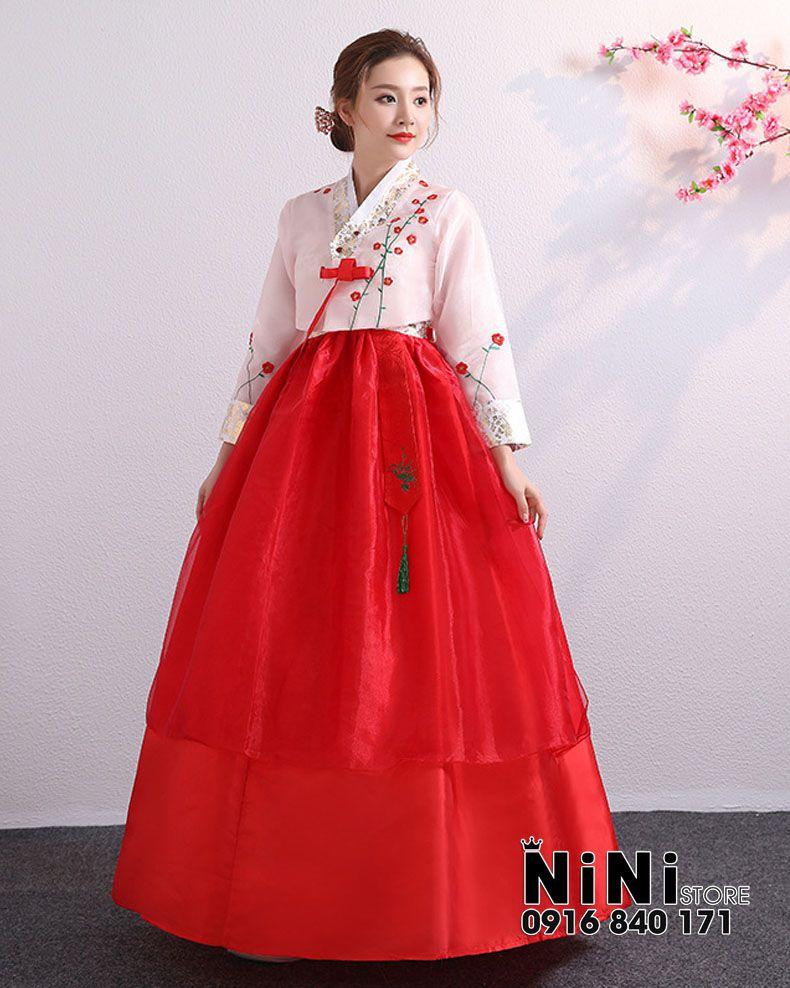 NiNi Store - Cho thuê Hanbok uy tín