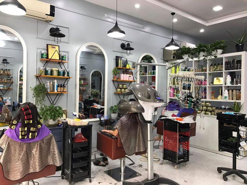 Salon Thu Đường
