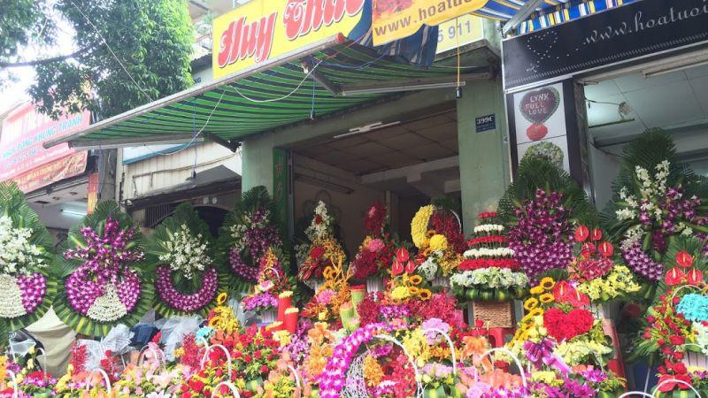 Shop Hoa Tươi Huy Thảo CN2