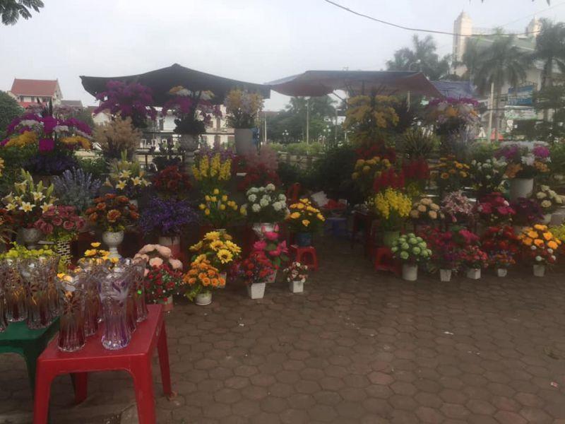 Shop hoa Hà Long