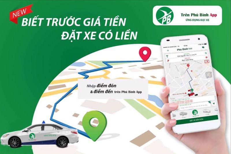 Taxi Phú Bình