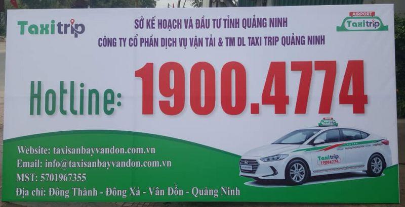 Taxi Sân Bay Vân Đồn