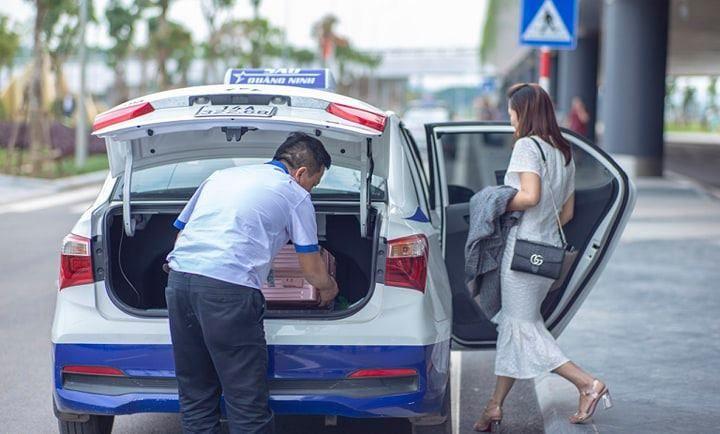 Taxi Sao Quảng Ninh