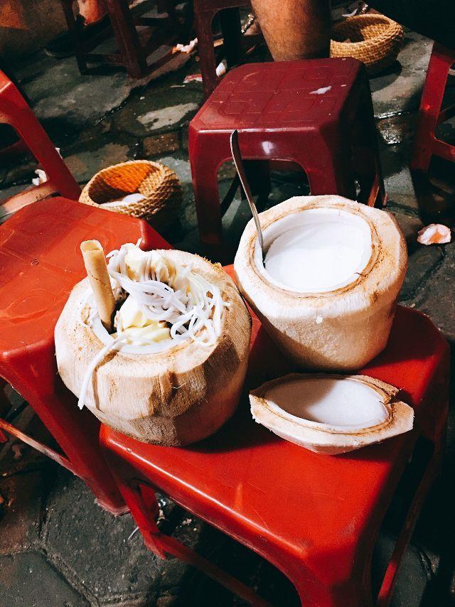 Thạch dừa Dương Hoa