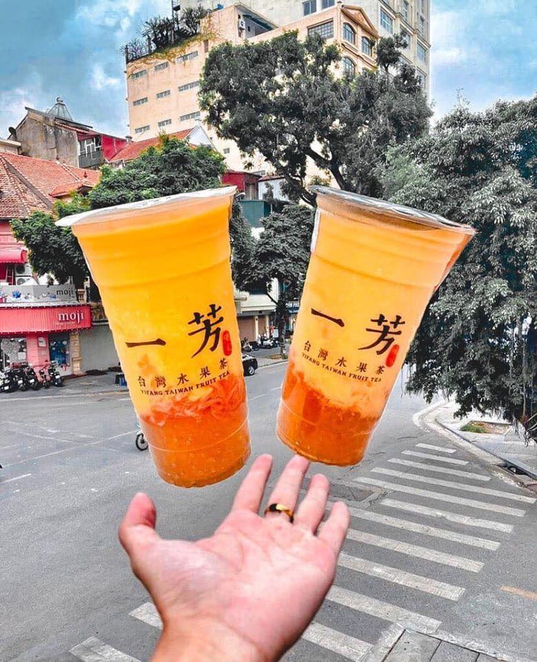 Trà sữa Yifang