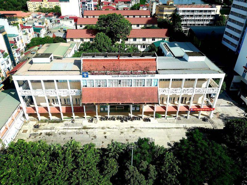 Trường Đại Học Kiến Trúc Hà Nội