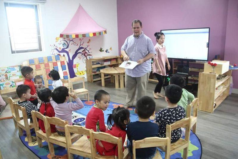 Trường Mầm non Quốc Tế EEG Montessori