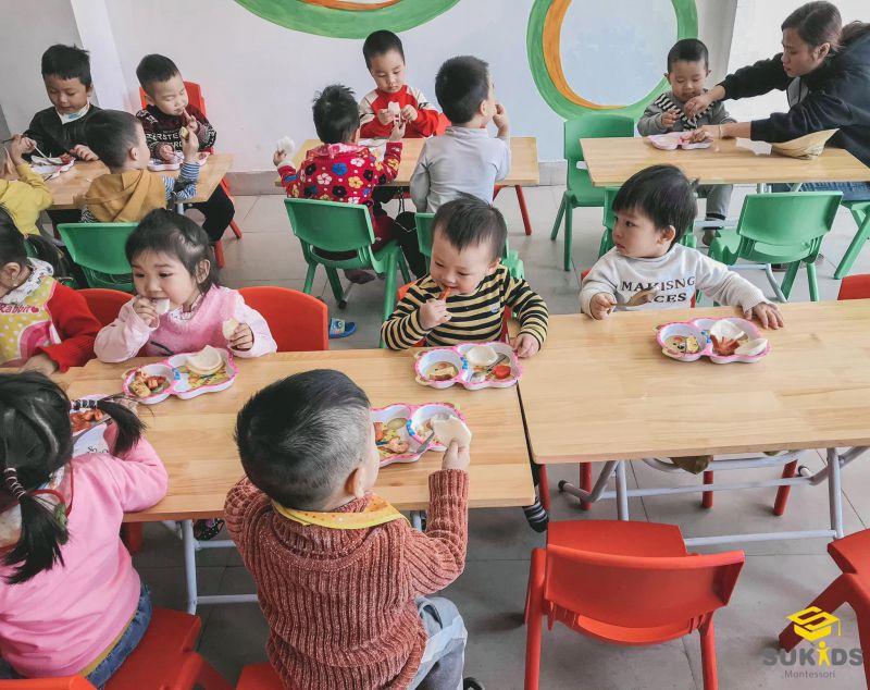 Trường Mầm non Sukids Montessori