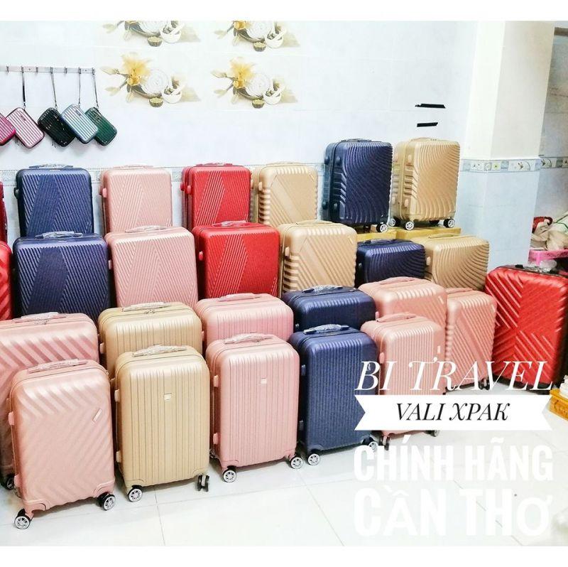 Vali du lịch giá rẻ Cần Thơ