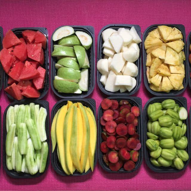 Yumi Fruits
