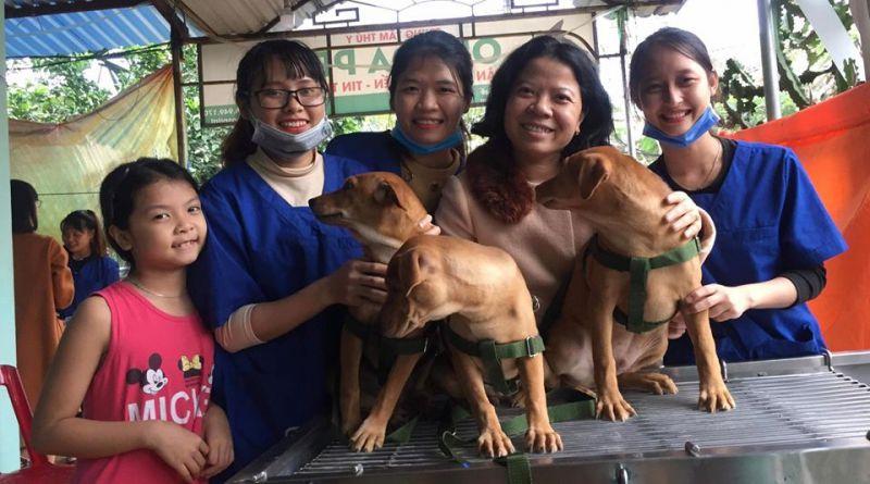 Bệnh Viện Thú Y Okada Pet
