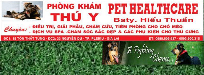 Phòng Khám Thú Y Pet Healthcare Gia Lai