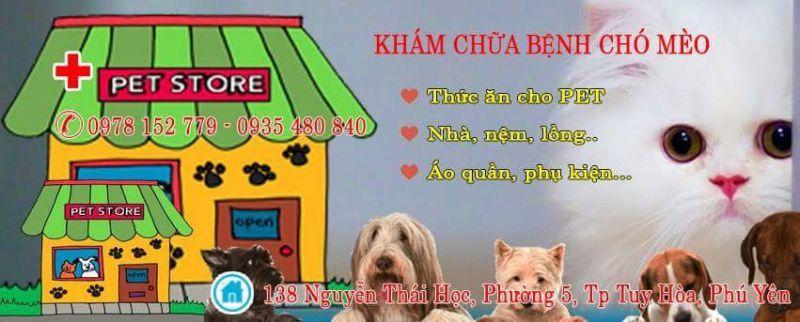 Phòng Khám Thú Y - Pet Store Lượng Thảo