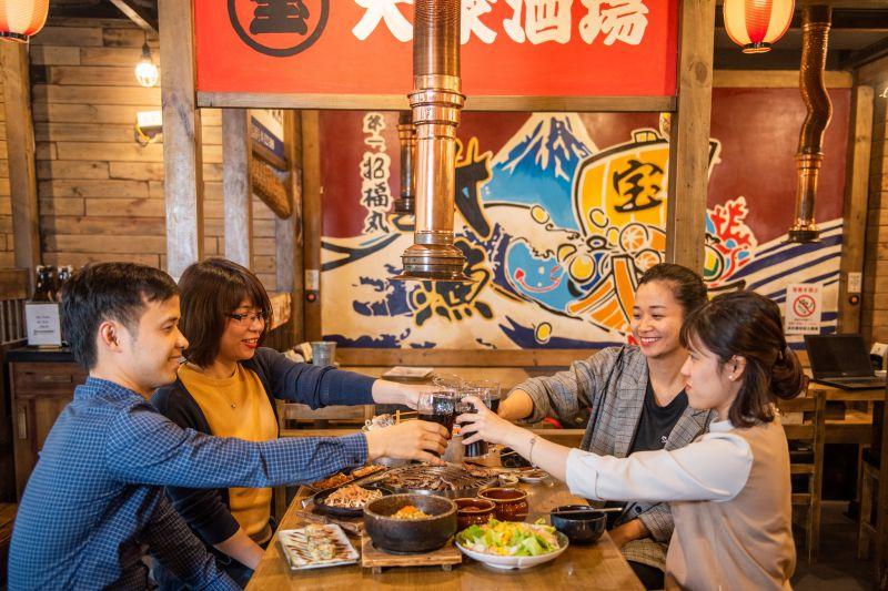 Shogun Japanese Street BBQ
