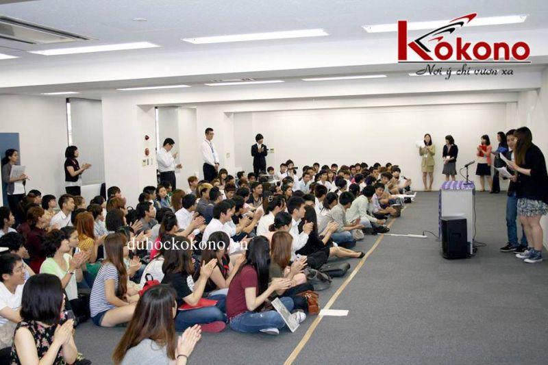 Trung tâm luyện thi Kokono