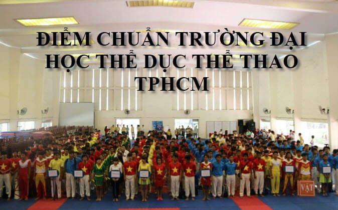 Trường Đại học Thể dục Thể thao TPHCM