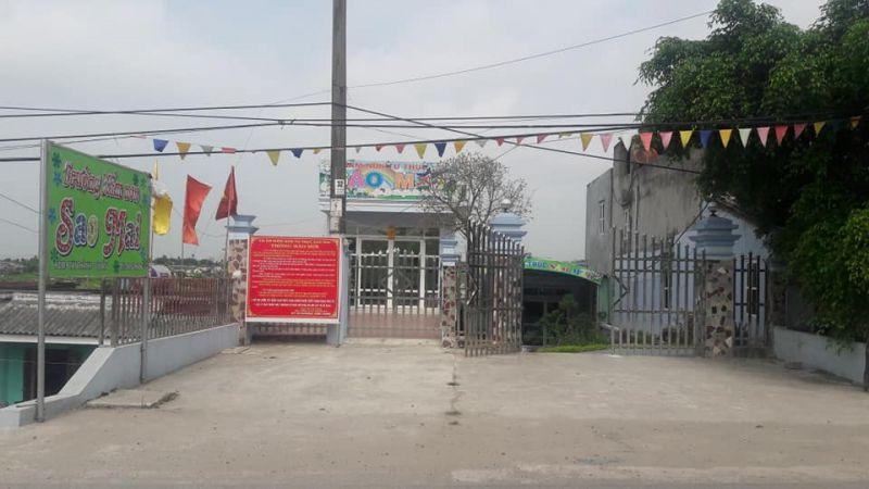 Trường mầm non Sao Mai