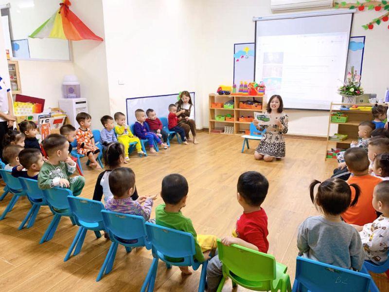 Trường mầm non song ngữ Happy School