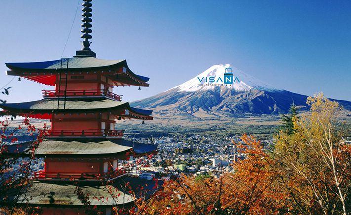 Xác định chi phí tour du lịch tự túc tại Nhật