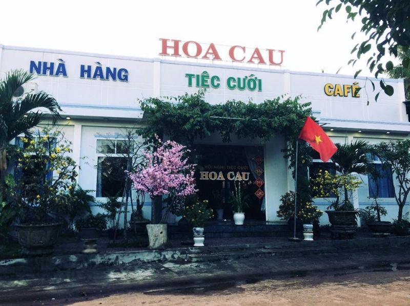 Hội Nghị - Tiệc Cưới HOA CAU