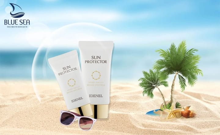 Kem chống nắng sinh học Sun Protector Idenel