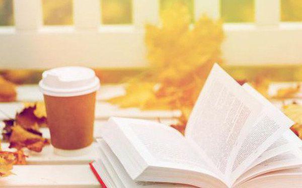 Luôn mang theo một quyển sách bên mình