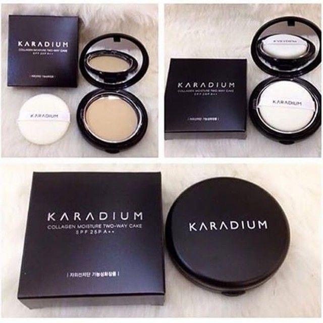 Phấn tươi Karadium Essence Cover Foundation Pact