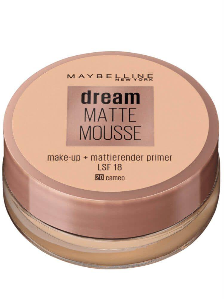 Phấn tươi Maybelline Dream Matte Mousse Make-up Cameo 020 SPF 18