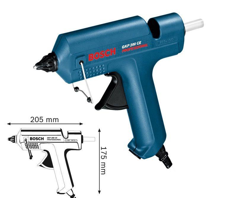 Súng bắn keo Bosch GKP 200CE Professional