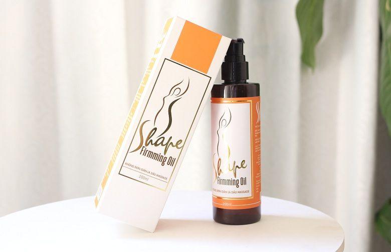 Tinh dầu massage giảm mỡ Mediworld S Shape Firmming Oil
