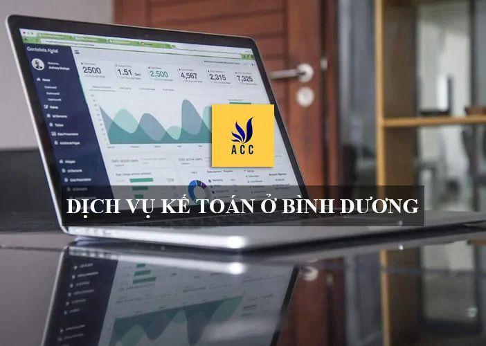 ACC – công ty dịch vụ kế toán tại Bình Dương