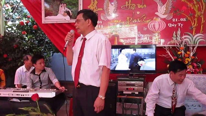 Bài phát biểu trong lễ xin dâu của nhà trai