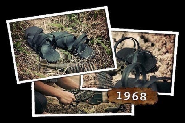 Bài văn thuyết minh về đôi dép lốp thời kháng chiến số 15