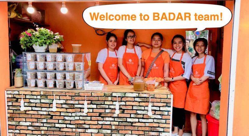 Bánh Đa Trộn Badar - Nguyễn Đình Chính