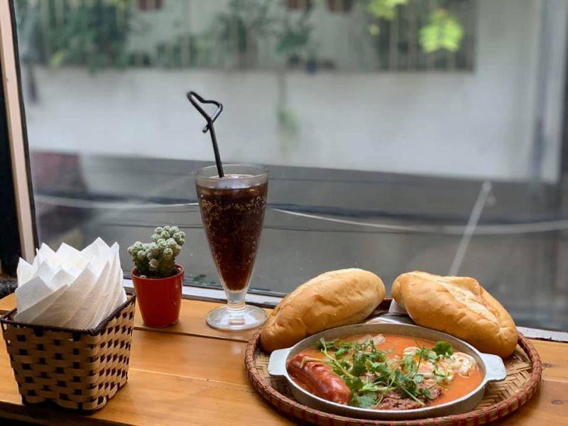 Bánh mì chảo KOMBO
