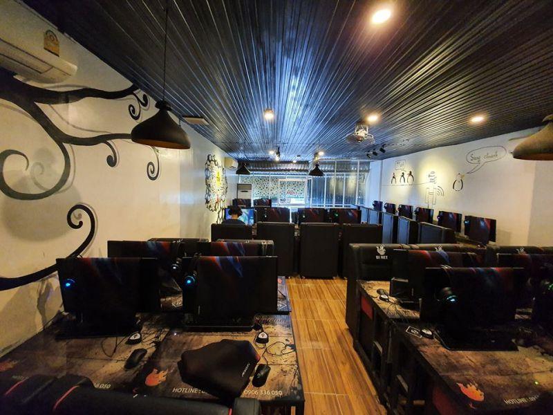 Bi Kingdom I-Cafe
