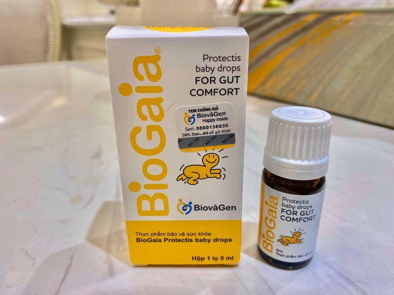 BioGaia - Cải thiện các vấn đề tiêu hóa và Tăng cường hệ miễn dịch