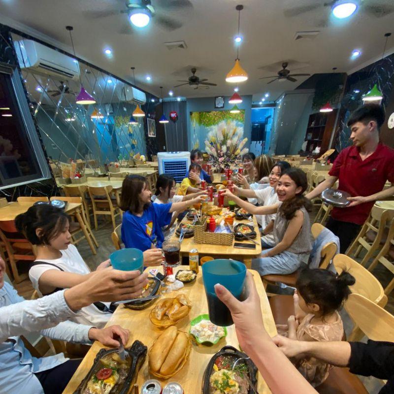 Bò Bít Tết 126 Minh Cầu
