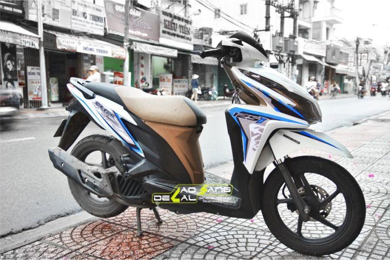 CAO SANG DECAL - Chuyên Trang Trí Làm Đẹp Xe Máy Ô Tô