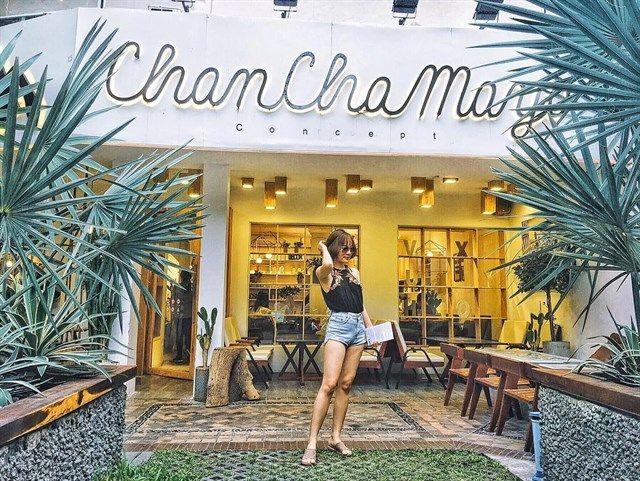 Chanchanmayo coffee