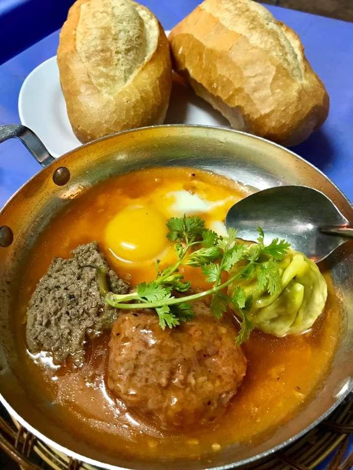 Chị Hằng - Cháo & Bánh Mì